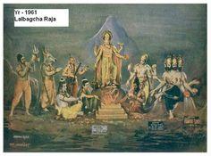 Lalbaugcha Ganesh Image 1961