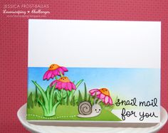 Lawnscaping Challenge #127: Beautiful Florals | all the sparkle
