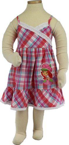 Strawberry Shortcake Plaid Ruffle Toddler Girls Dress 2T-4T (2T) Strawberry Shortcake http://www.amazon.com/dp/B007UPNRQM/ref=cm_sw_r_pi_dp_SaZ.tb1NBZSRS