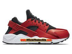 shop-nike-air-huarache-gs-chaussure-nike-sportswear-pas-cher-pour-femme-rouge-noir-634835-602-1227.jpg (1024×768)