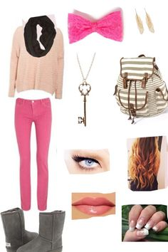 Cute Spring outfit for teens!!