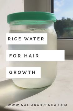 How to use rice water for hair growth How To Grow Natural Hair, Natural Hair Tips, Natural Hair Growth, Natural Hair Styles, Worlds Longest Hair, Hair Cure, Liquid Hair, Leave In Conditioner, Hair Conditioner
