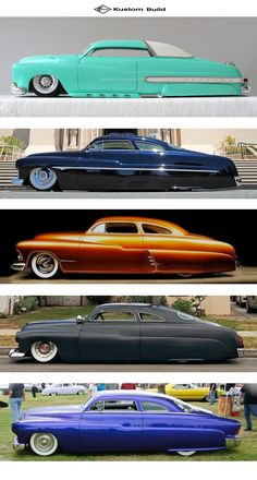 Trendy Custom Cars And Trucks Lead Sled Ideas Fancy Cars, Cool Cars, Smart Car Accessories, Mercury Cars, Motorcycle Shop, Lead Sled, Us Cars, Buick, Custom Cars
