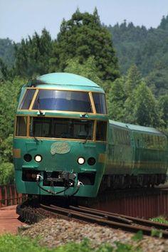 JR九州 ゆふいんの森|電車の写真日記