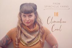 Ravelry: Clementine pattern by Kate Burge and Rachel Price