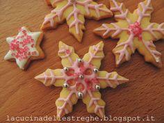 La cucina delle streghe: Mini gingerbread house e biscotti di Natale