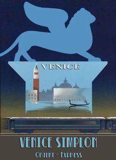 Venice Train Travel