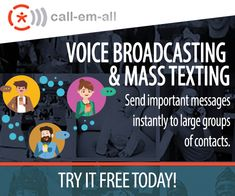 Send Your Message To Everyone  Send important alerts, notifications, and reminders in just minutes with our automated messaging service.