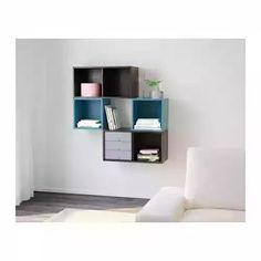Wall storage cubes from IKEA