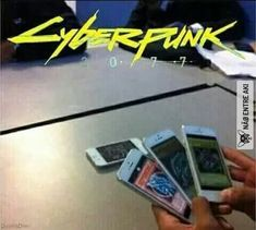 29 Cyberpunk 2077 Memes That Show People Using Technology in the Cringiest Ways - Funny Gallery Ver Memes, Dankest Memes, Funny Memes, Jokes, Darkside, Cyberpunk 2020, Cursed Images, Haha Funny, Funny Shit