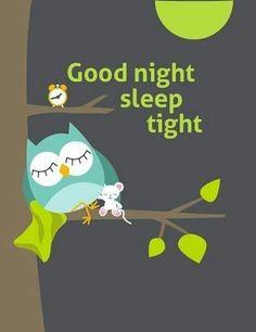 Good night Muffin Butt. I love you Baby.