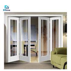 Partition Door, Room Divider Doors, Room Partition Designs, Door Design, House Design, Internal Folding Doors, Interior Barn Doors, Home Decor Furniture, Room Decor Bedroom