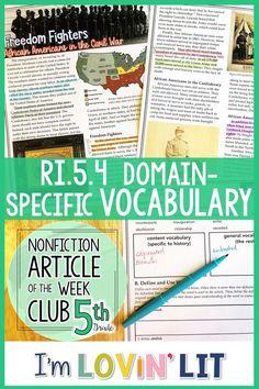 RI.5.4 Domain-Specif