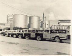 Indústria de óleos e margarinas da Anderson Clayton na Vila Anastácio.