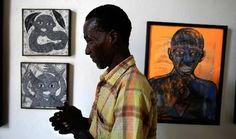 A cultural agony in a nation where art is life || Los Angeles Times Articles