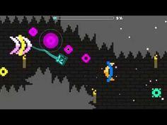 Geometry Dash [2.0] - Pixel Paradise by Jeyzor - GuitarHeroStyles - YouTube