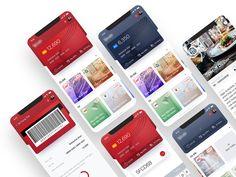 E-commerce Mobile UI