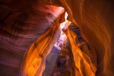 Photo Antelope Canyon by sebbie1o1 on 500px