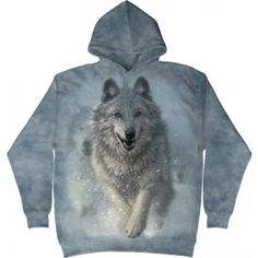 Snow Plow Sweatshirt Hoodie by The Mountain. Grey Wolf Wolves Sizes NEW Teen Wolf Shirt, Wolf T Shirt, Three Wolf Moon, Hooded Sweatshirts, Hoodies, Snow Plow, Tshirts Online, Tank Man, Classic T Shirts