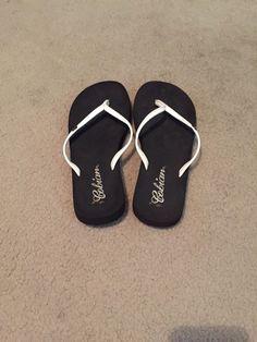 54bdc16fde36e3 Cobian -7- Women s Black Cozumel Summer Beach Sandal Flip-Flops Thong   fashion