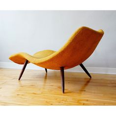 Modern Adrian Pearsall Chaise Lounge Chair 1828-C for Craft ...