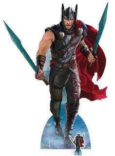 Loki from Thor: Ragnarok Official Marvel Lifesize Cardboard Cutout Loki Thor, New Thor, Lego Thor Ragnarok, Ragnarok Movie, Marvel Fan, Marvel Avengers, Marvel Comics, Guardians Of The Galaxy Vol 2, Avengers