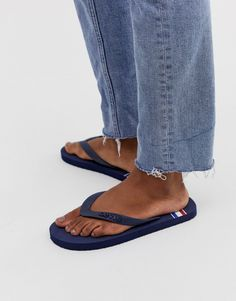 Buy Levi's flip flop at ASOS. With free delivery and return options (Ts&Cs apply), online shopping has never been so easy. Get the latest trends with ASOS now. Saved Items, Flipping, Birkenstock, Fashion Online, Latest Trends, Flip Flops, Asos, Sandals, Stuff To Buy