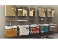Prestij banyo dolapları kategorisine ait İda renkli banyo dolapları bilgileri, prestij banyo dolapları fiyatları, banyo dolapları Çeşitleri ve prestij banyo dolapları modelleri yer alıyor.