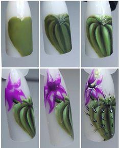 new ideas fails art floral tutorial Art Floral, Diy Nails, Cute Nails, Uñas One Stroke, Nail Art Fleur, Diy Nail Designs, Autumn Nails, Spring Art, Christmas Nail Art