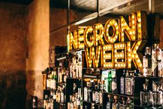 NEGRONI WEEK 2017: Cocktails, Kunst & Karitatives - https://www.reisecompass.de/negroni-week-2017-cocktails-kunst-karitatives/