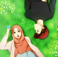 Couple Pics For Dp, Cute Couple Art, Anime Love Couple, Couple Cartoon, Couple Selfie, Couple Pictures, Cute Muslim Couples, Cute Anime Couples, Muslim Couple Photography