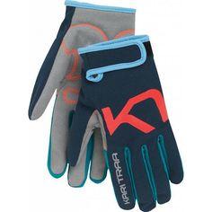 Mette handschoenen Navy-blauw dames