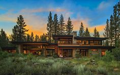 'Hard-working' Martis Camp home blends modern elements with warm mountain feel