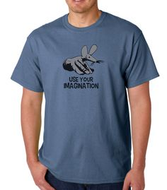 Use Your Imagination (Fingerbobs) &raquo Silly Boy T-shirts