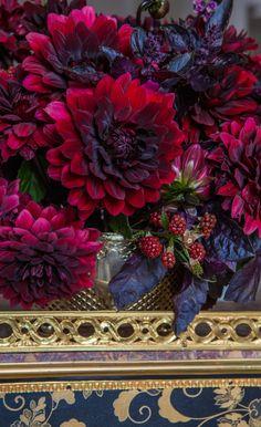 Carolyne Roehm Arrangement - perfect for Fall ᘡℓvᘠ □☆□ ❉ღϠ □☆□ ₡ღ✻↞❁✦彡●⊱❊⊰✦❁ ڿڰۣ❁ ℓα-ℓα-ℓα вσηηє νιє ♡༺✿༻♡·✳︎· ❀‿ ❀ ·✳︎· FR FEB 24 2017 ✨ gυяυ ✤ॐ ✧⚜✧ ❦♥⭐ ♢∘❃ ♦♡❊ нανє α ηι¢є ∂αу ❊ღ༺✿༻✨♥♫ ~*~ ♆❤ ♪♕✫❁✦⊱❊⊰●彡✦❁↠ ஜℓvஜ Beautiful Flower Arrangements, Floral Arrangements, Amazing Flowers, Beautiful Flowers, Christmas Candles, My Secret Garden, Garden Trees, Fresh Flowers, Lace Flowers