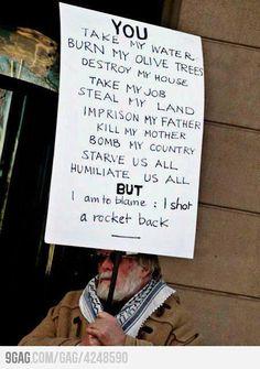Palestine vs world hypocrisy