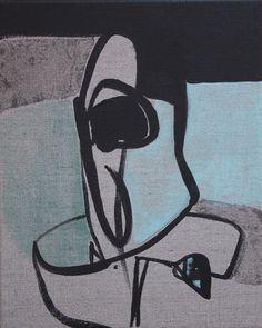 acrylic on canvas, www.mayasikorska.com