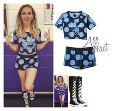 """perrie edwards instagram"" by leigh-jena ❤ liked on Polyvore featuring Converse"