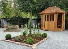 #summerhouse #westernredcedar #gardenbuildings