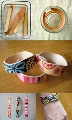 Lots of girls camp crafts - Click image to find more diy & crafts Pinterest pins