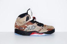 """Jordan 5 """"Supreme"""" - New"""