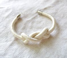 Nautical Rope Bracelets Uncovet - @Erin Sullivan