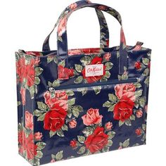 Cath Kidston royal rose carry all