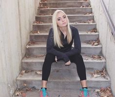 If a stairwell is good for something it's for taking pictures