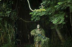 Snímky týdne: Vojenské cvičení v Brazílii, ale i přehlídka dámského spodního prádla na palubě | zpravy.ihned.cz - Svět