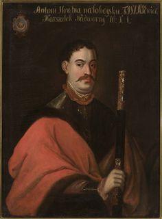 Muzeum Cyfrowe dMuseion - Portret Antoniego Jana Tyszkiewicza h. Leliwa (1609-1649), marszałka nadwornego Wielkiego Księstwa Litewskiego