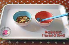 Montessori: Travasi di solidi