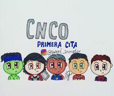 Meus super herois!!! #CNCOBR
