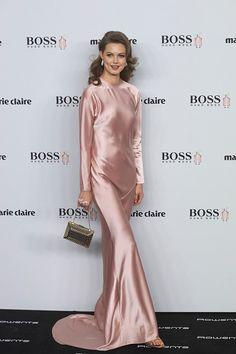 Model Lindsey Wilxson attends 'Marie Claire Prix De La Moda' Awards 2016 at Florida Park Club on November 16 2016 in Madrid Spain