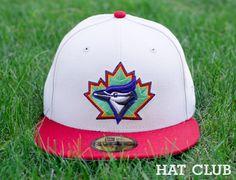 Toronto Blue Jays Hare VII's Custom Fitted Cap @ HAT CLUB